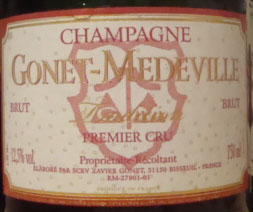 Gonet-Medeville Tradition Brut