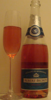 Albert Bichot Crémant be Bourgogne Brut Rose