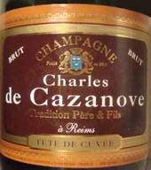 Charles de Cazanove Tradition Brut NV