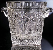 Godinger Crystal Winchester Champagne Bucket