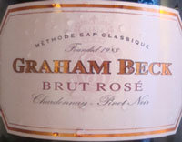 Graham Beck Rose Brut