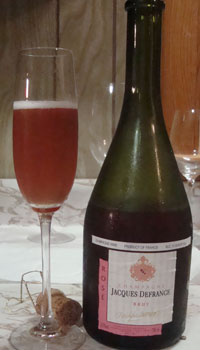 Jacques Defrance Brut Rose