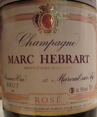 Marc Hebrart Champagne