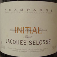 Jacques Selosse Initial